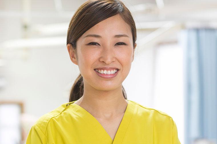 非常勤歯科医師 菅原恵
